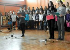 Oslava Svätého Sávu v Kovačici (foto: A. Chalupová)