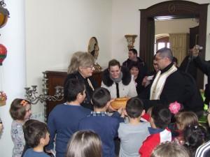 Slávnosť v zámku Kapetanovo (foto: V. Hudec)