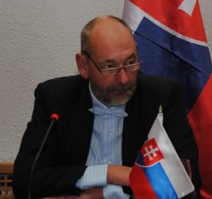 Minister Tomáš Malatinský