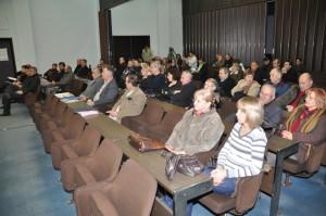Záujemcov o národnostnú problematiku v Petrovci nechýbalo