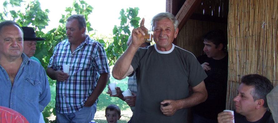 Vinohrady, vinohrady, dobré vínko dávate