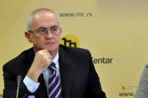 Rodoljub Šabić (foto: Medija centar Beograd)
