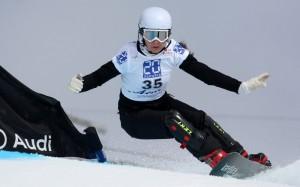 Nina Micić (Foto: www.skijanje.rs)