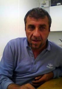 Ján Šiška, riaditeľ súkromného podniku Janko transport v Kovačici (Foto: A. Chalupová)