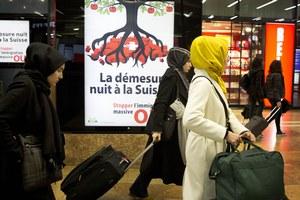 Cudzincov už vo Švajčiarsku nechcú. (Foto: TASR/AP)