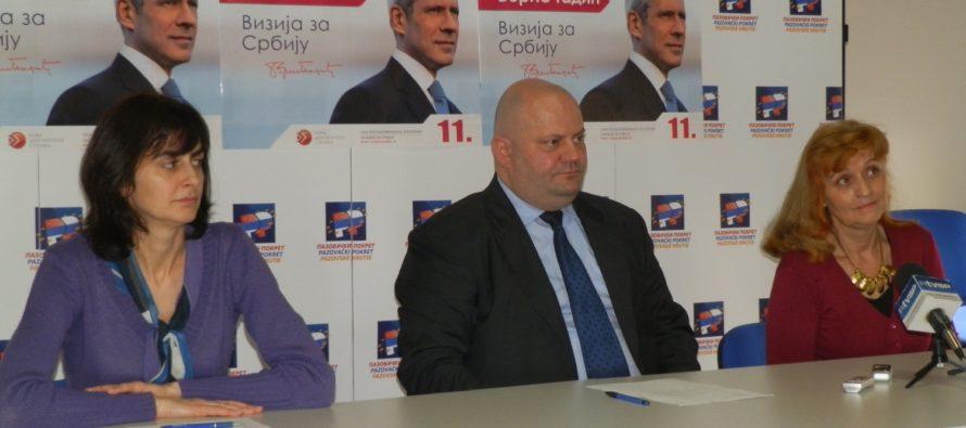 NDS: Vízia pre Srbsko