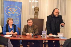 Annamária Boldocká Grbićová, Dalimír Hajko a Vladimír Valentík