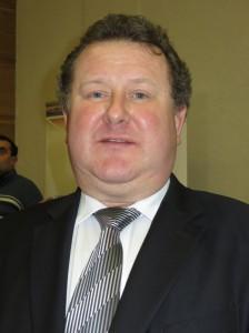 Predseda ÚRSO Jozef Holjenčík