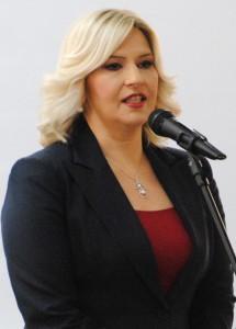 Ministerka prof. Dr. Zorana Mihajlovićová