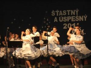 Tance sú vizitkou hložianskeho KOS Jednota (Foto: z archívu autora)