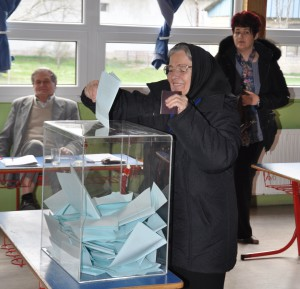 V Báčskopetrovskej obci na voľby vyšlo čosi pod 43 % voličov
