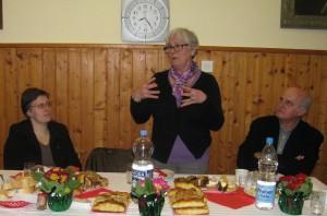 Viera Kallenionieni z Haparandy so seniorom sriemskym a farárkou solianskou v Boľovciach