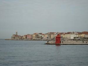 Piran - najzápadnejší výbežok slovinského prímoria (foto: M. Vrtunská)