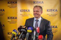 Andrej Kiska – nový prezident Slovenska