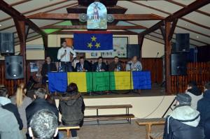 LSV v Selenči (Foto: J. Berédi)