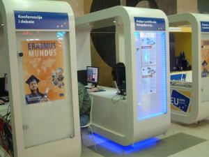 Stále k dispozícii záujemcom: Informačné stredisko EÚ v Belehrade