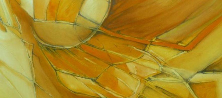 Oranžová vernisáž