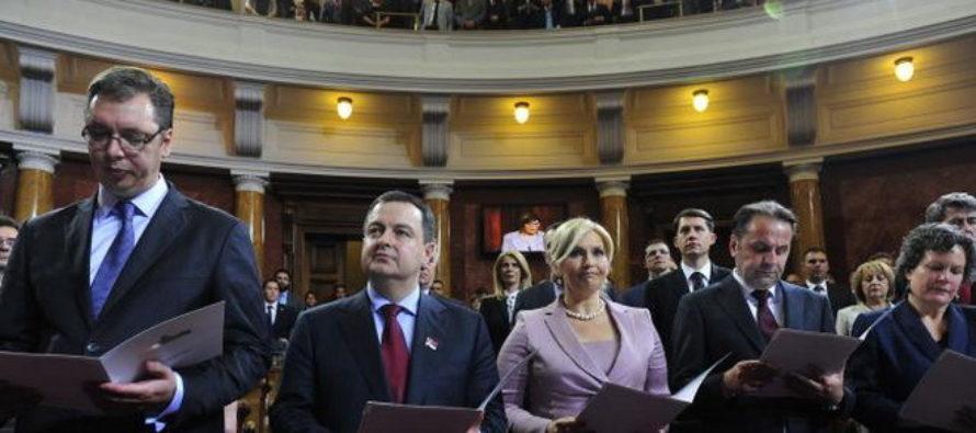Formovaná nová vláda