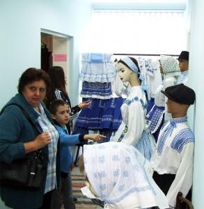 Modrá výstava Spolku žien Slovenka oduševnila návštevníkov