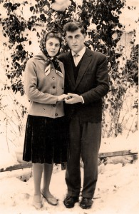 Elena aMartin roku 1964