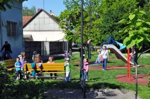 Sobotná príležitostná hra vpetrovskom parku