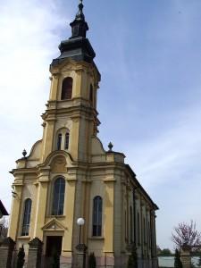 Evanjelický chrám vErdevíku