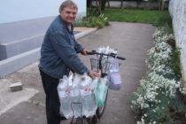 ZÁPLAVY V SRBSKU: Humanita petrovských spolkárov