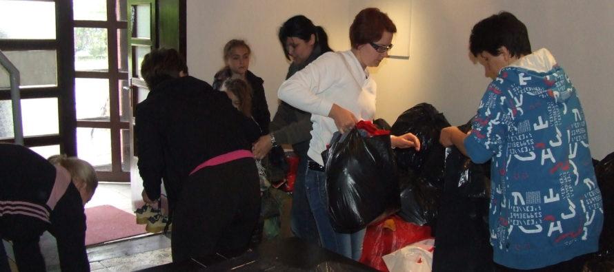 ZÁPLAVY V SRBSKU: Humanita sa osvedčila aj v Kulpíne