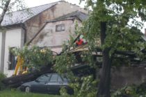 ZÁPLAVY: Aktuálna situácia vStaropazovskej obci