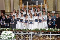 Konfirmácia v cirkevnom zbore Kovačica II