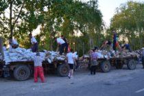 Preventívna evakuácia vyprázdnila osadu