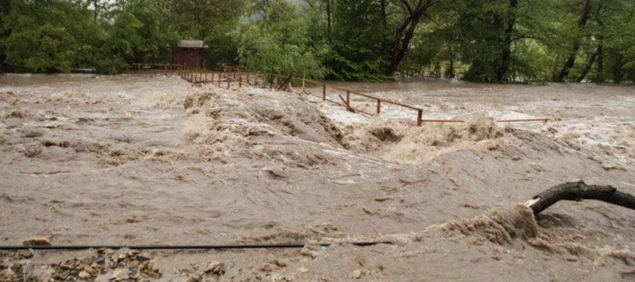 Zaplavené Srbsko