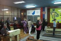 Obecnú súťaž ženských družstiev v kolkárstve