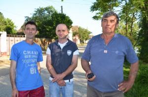 Traja Chrčekovci, jedno prianie: aby Bosut neprešiel cez cestu