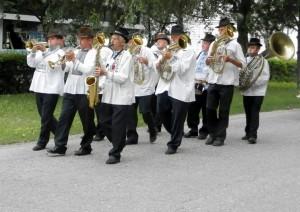Dychový orchester DHS Selenčanka zo Selenče