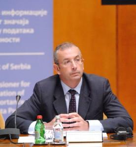 Vedúci Delegácie EÚ v Srbsku Michael Davenport