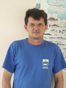 Janko Tomeček, tajomník jánošckeho Miestneho spoločenstva (foto: V. Hudec)
