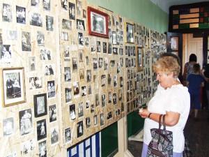 Pri pohľade na výstavu detských fotografií mnohí si spomenuli na vlastné detstvo