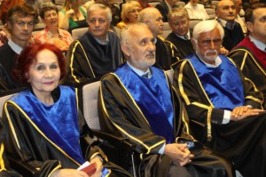 Títo traja profesori sa stali emeritnými