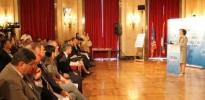 O niektorých nových opatreniach na lokálnej úrovni sa zmienila ministerka Kori Udovički