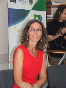 Dula s veľkým srdcom - Jasmina Lolinová (foto: V. Dorčová-Valtnerová)