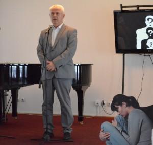 """Ide o priekopnícky projekt,"" zdôraznil tajomník Miroslav Vasin."