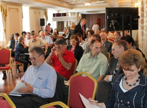 Z nedávnej konferencie o boji proti degradácii pôdy