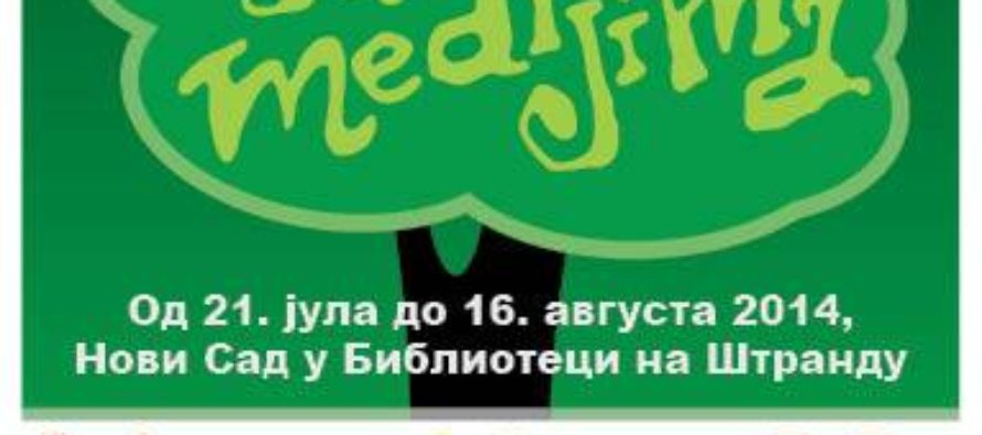 Nový Sad: Pod korunami stromov na Štrande s médiami – od pondelka