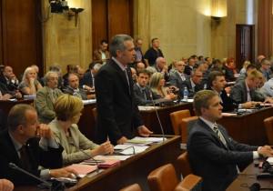 Zhromaždenie musí mať svoj postoj – hovorí Branislav Bogaroški