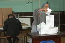 Voľby v Kysáči
