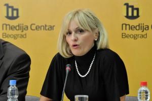 Suzana Paunovićová (foto: www.mc.rs)