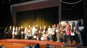 Najúspešnejší na 45. PSODT Divadelný vavrín 2014 (foto: A. Chalupová)