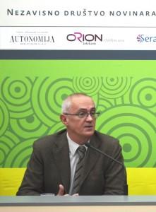 Komisár pre informácie verejného významu a ochranu osobných údajov Rodoljub Šabić