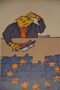 Karikatúra: Nikola Kostandinović
